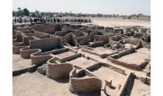 Egypt discovers lost city more than 3,000 years ago