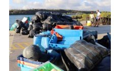 Environmentalists remove 4.6 tonnes of garbage  the Galapagos Islands