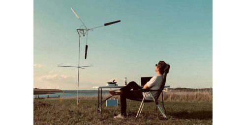 Portable wind turbine generates power in 15 minutes any