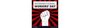 May 1 - Labor Day