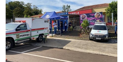 Young man kills three children and two adults with stab wounds at a children's school in Santa Catarina