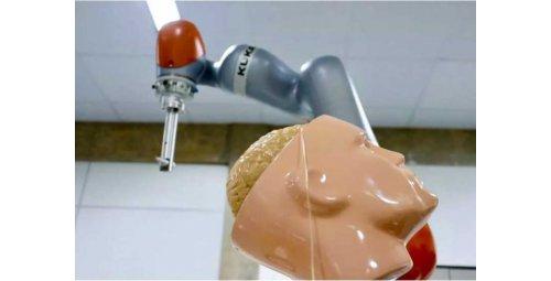USP researchers develop robot to assist in neurosurgery