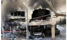 Brazilian soccer player has apartment destroyed by missile in Israel
