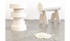 Researcher creates popcorn-based styrofoam