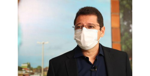 Former Secretary of Health of Amazonas, Marcellus Campelo, testifies at the CPI of the Pandemic