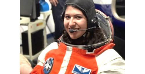 Brazilian student prepares to be an astronaut: 'inspire other girls'