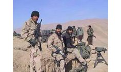 Ten Taliban militants killed and 12 wounded while operating in Afghanistan