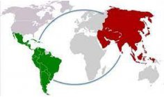 Weapons, Iron Ore and Electricity: Latin America Becoming China's New Backyard