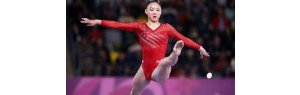 American gymnast tests positive for covid-19