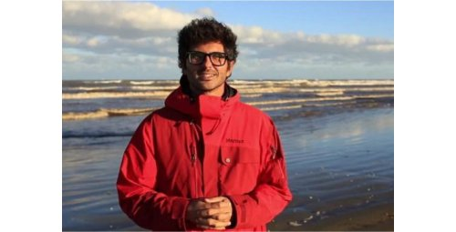 """Brazilian wins """"Oscar of ecology"""" with project about botos"""
