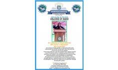 H.E. Madam Astread Suntani was elected Deputy President of the WPU