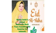 Pandemic is not an obstacle to welcoming Eid al-Adha !Happy Eid al-Adha 2021