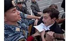 Police arrest journalist who investigated Alexei Navalny's poisoning