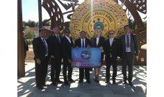 World Peace Gong inauguration at Vukovar